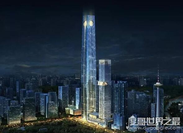 沈阳第一高楼,宝能环球金融中心565米(沈阳高楼排名)