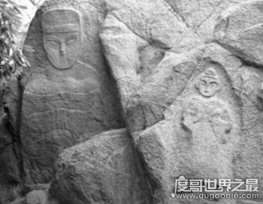 中国最古老的岩画,距今7000年的将军崖岩画(最早的天书)